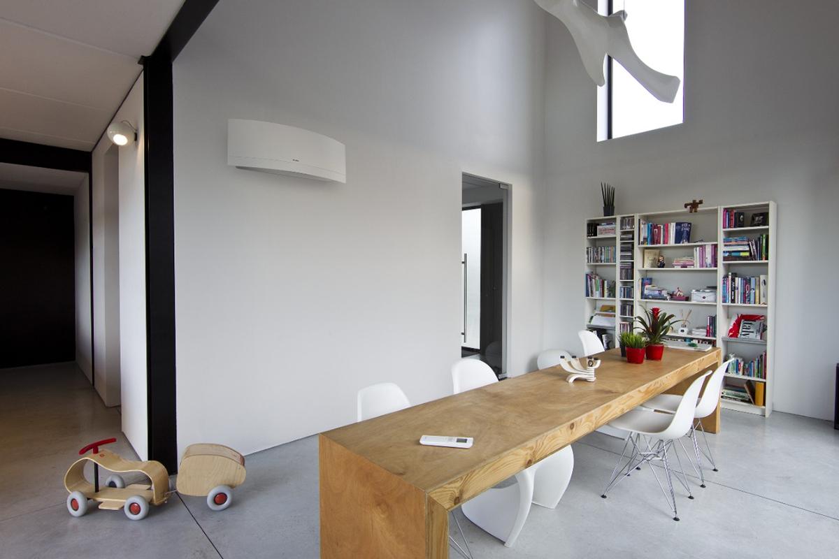 Dakin Klimaanlage für Privatkunden im Wohnbereich