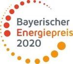 Logo des Bayerischen Energiepreises 2020