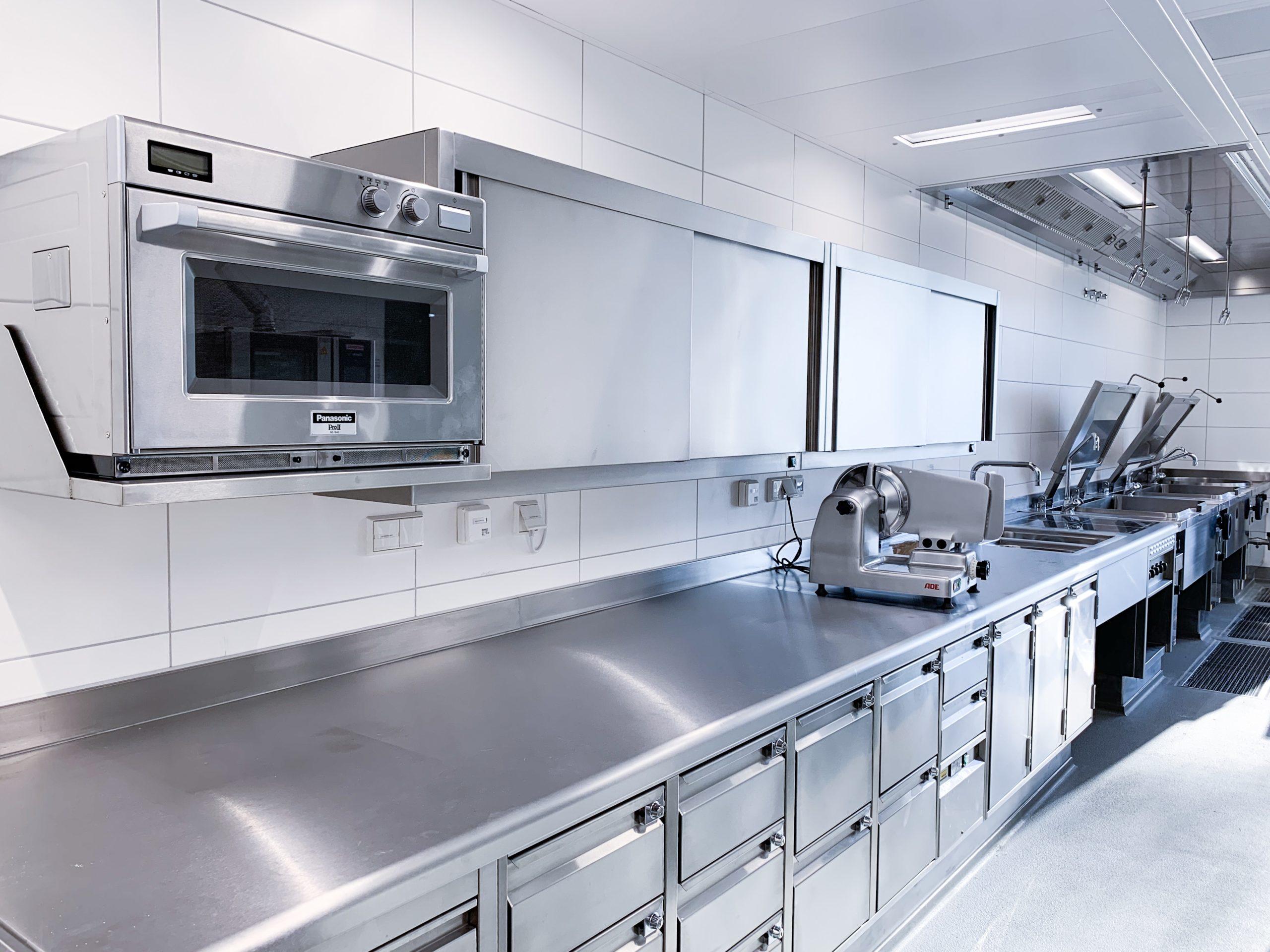 Gebäudetechnik Küche Multivac