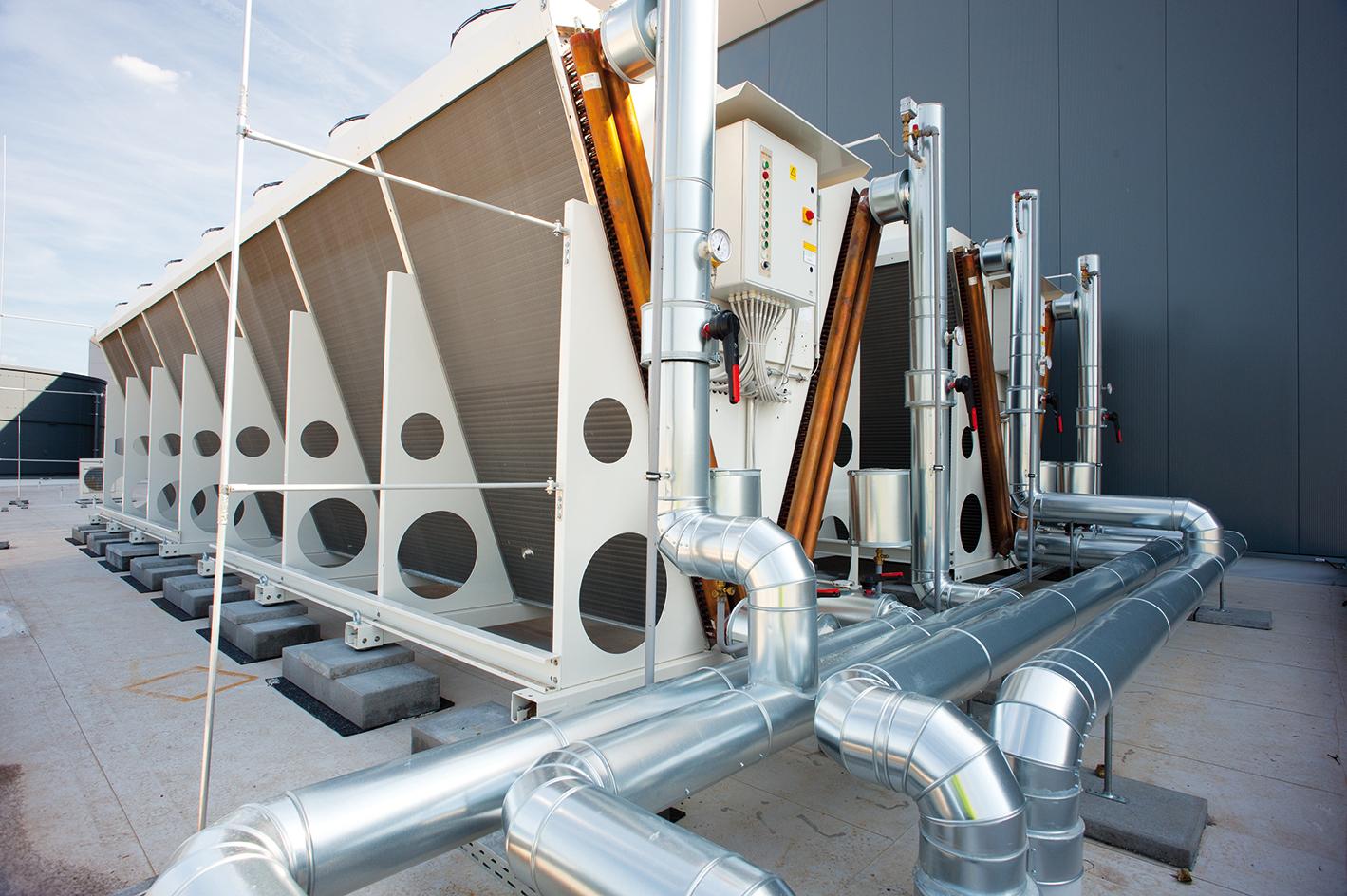 Imagebild Kältetechnik von Viessmann