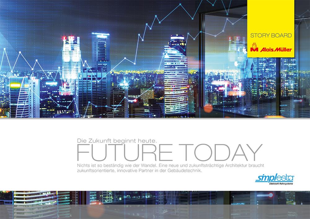 PDF zum Storyboard FUTURE-TODAY in Kooperation mit Simpesta Edelstahl-Rohrsysteme.